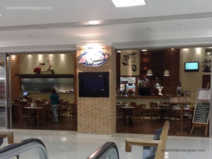Fachada - Mr Jack's ou Best Burger (Shopping Paulista)