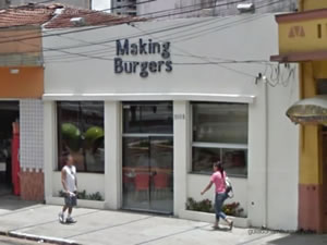 Fachada - Making Burgers (Santa Cruz)