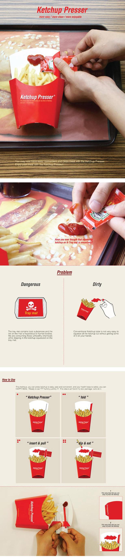 Ketchuppresser
