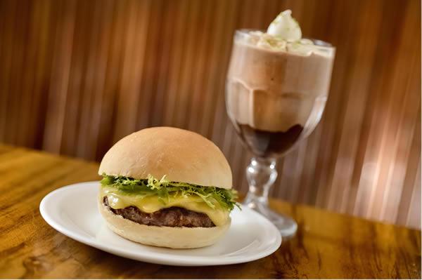 Milk Shake de Chocolate Belga com Limão: harmoniza com cordeiro - General Prime Burger