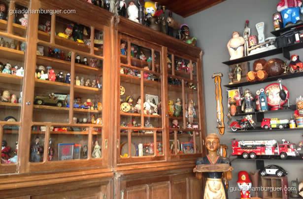 Decoração com bonecos famosos