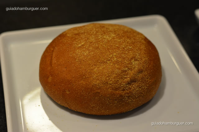 Pão australiano - Paulista Burger