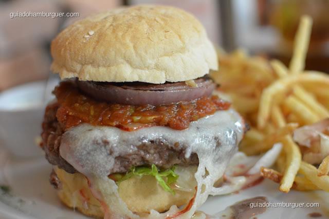 Bliss Burger - Pobre Juan