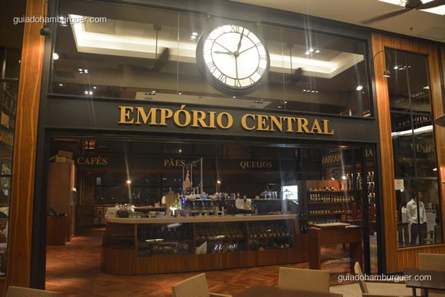 Fachada - Empório Central