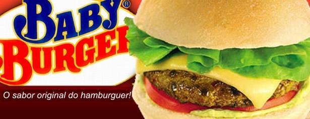 Cupom de desconto para o Baby Burger