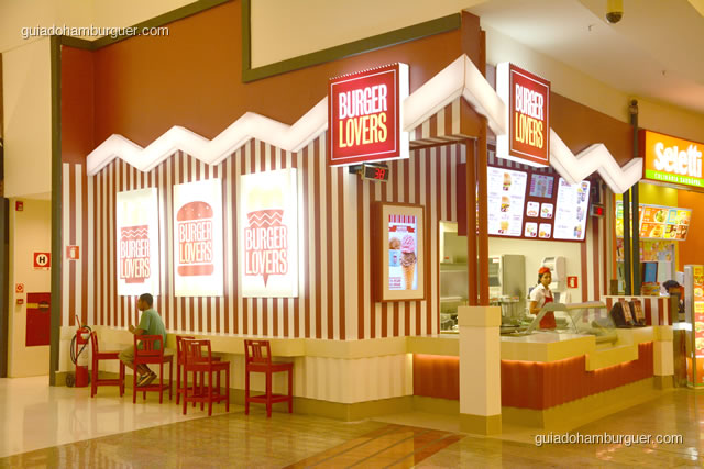 Fachada - Burger Lovers