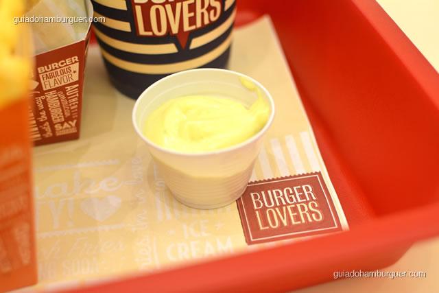 Maionese: pouca quantidade mas excelente - Burger Lovers