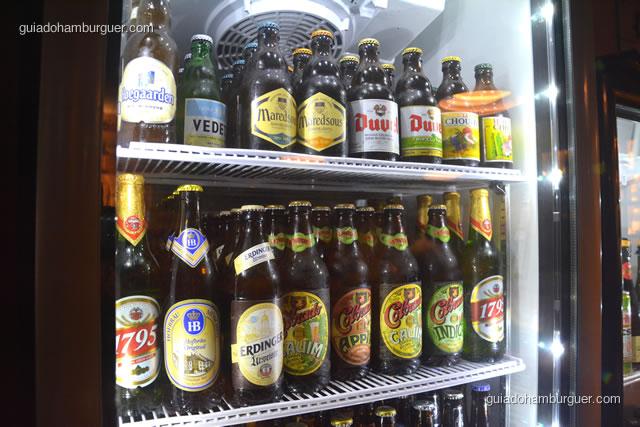 Para os amantes de cerveja aproveitem - 12 Burguer e Bistrô