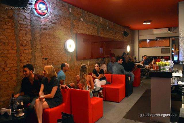 Clima do lounge mais aconchegante e com cara de balada - Mistura Mattarazzo