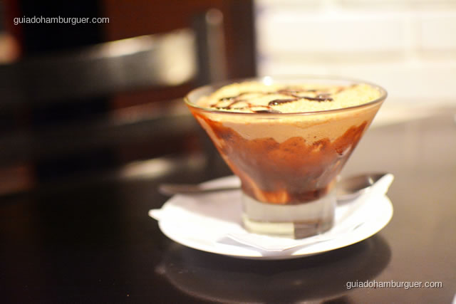 Milkshake de Nutella, para ser comido de colher - Mistura Mattarazzo
