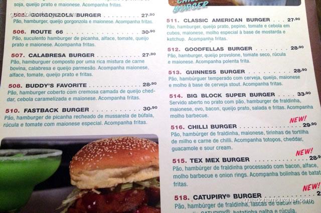 + hambúrguer! - Mustang Sally