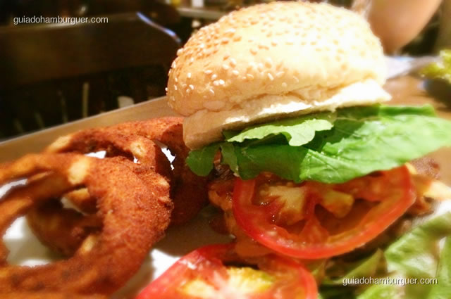 Fastback e onion rings - Mustang Sally