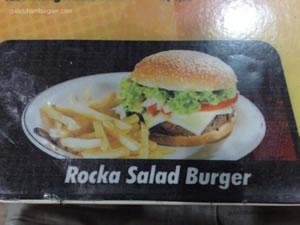 Cardápio - Rockabilly Burger