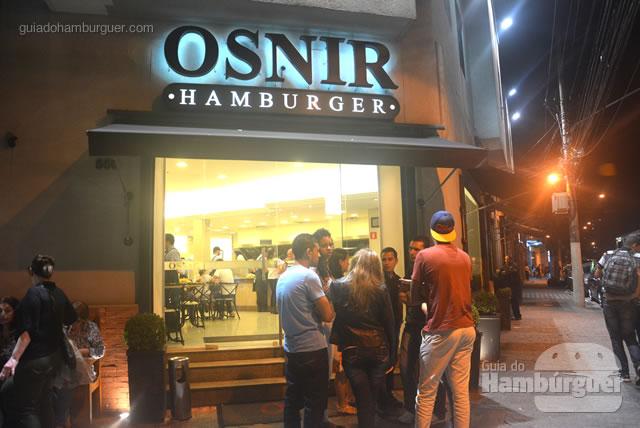 Fachada - Osnir Hamburger
