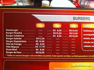 yyy - Garage Burger