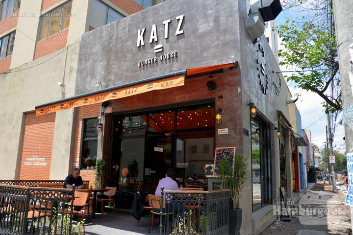 Fachada - Katz Burger House