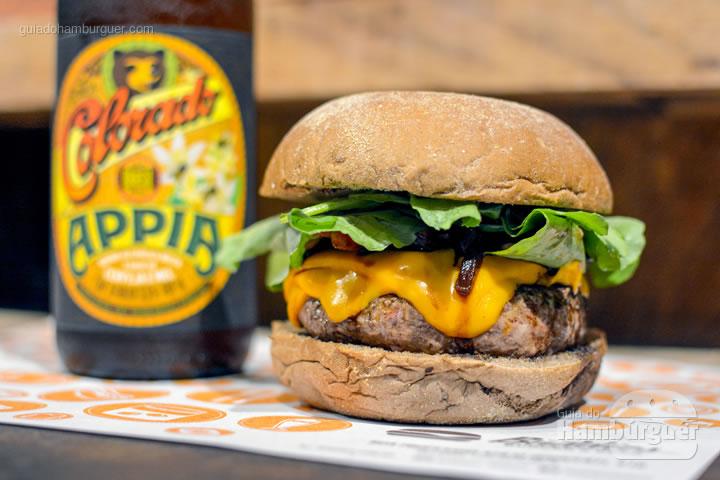 Mr. Cheddar - Buddies Burger dá R$ 350,00 a você, participe pelo Instagram e Facebook