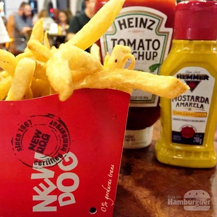 Batatas fritas - New Dog