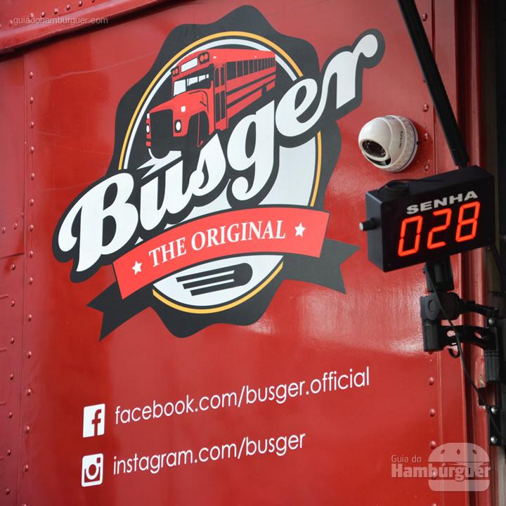 Redes sociais - Busger
