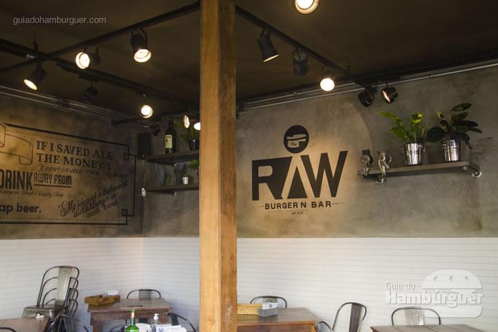 Ambiente - Raw Burger'n'Bar