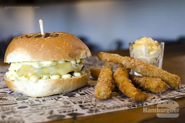 Raw Single Burger - Raw Burger'n'Bar