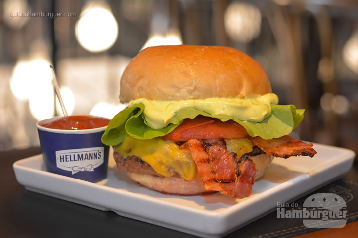 Paulista Burger Turbinado - Aniversário do Paulista Burger