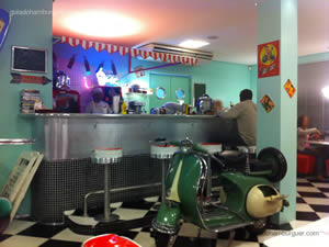 Ambiente - Zé do Hamburger