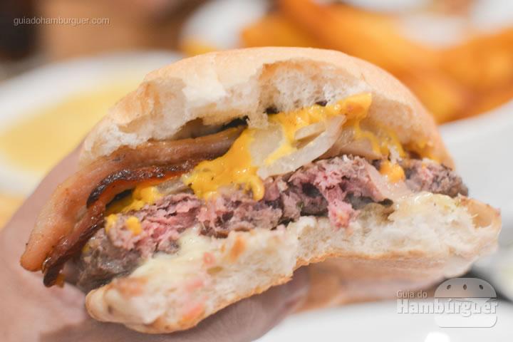 Ponto do hambúrguer - Hamburgueria do Sujinho