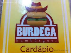 Cardápio - Burdega