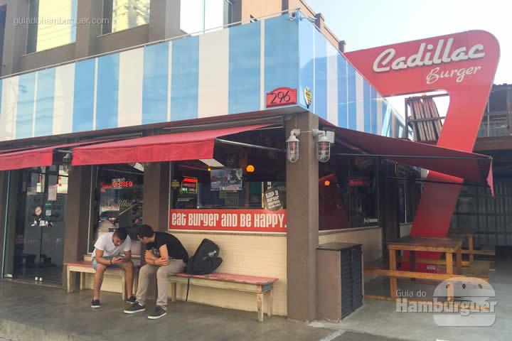 - Cadillac Burger