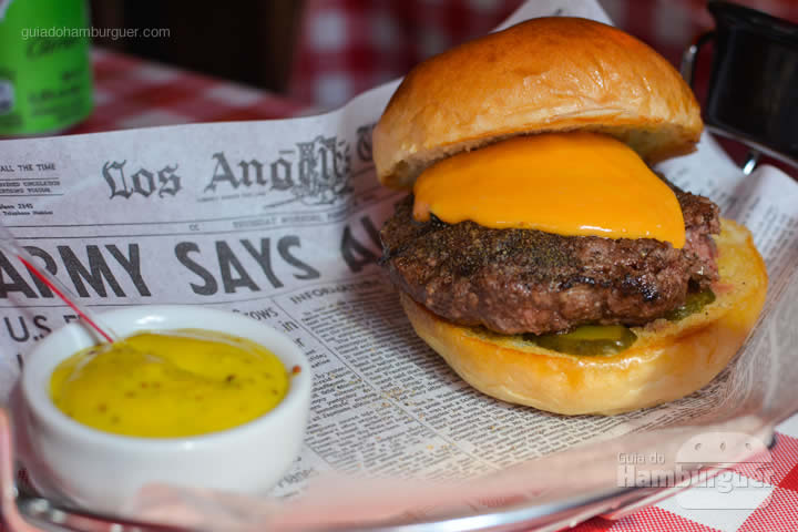 Chicano Burger - Cadillac Burger