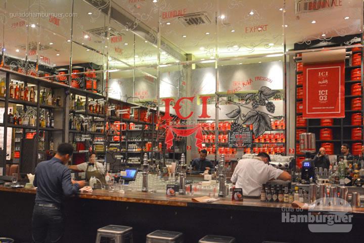 Bar - ICI Brasserie