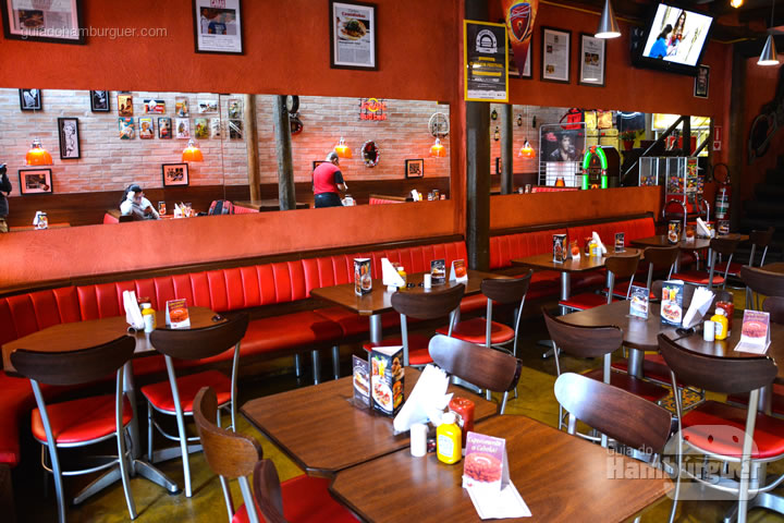 Ambiente - Chip's Burger