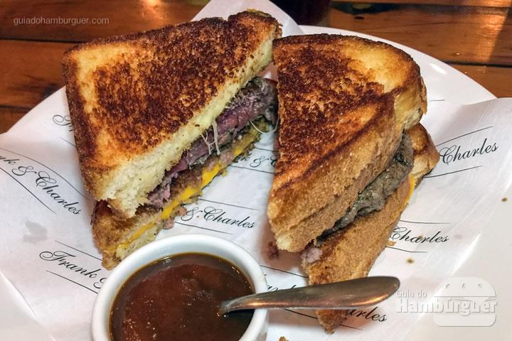 Cheese'n'burger  - Frank & Charles