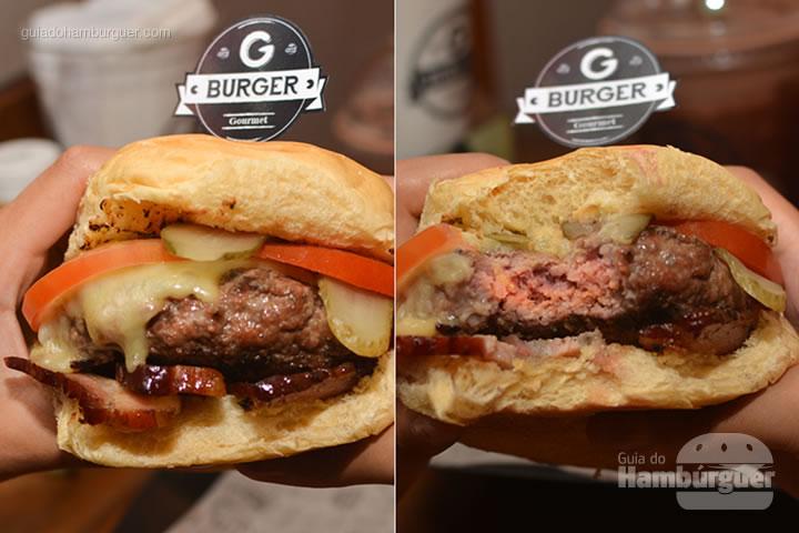 Ponto da carne - G Burger
