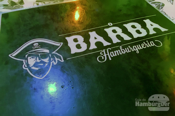 Cardápio - O Barba Hamburgueria