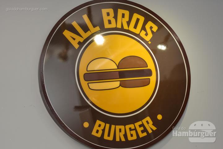 Logo - All Bros Burger