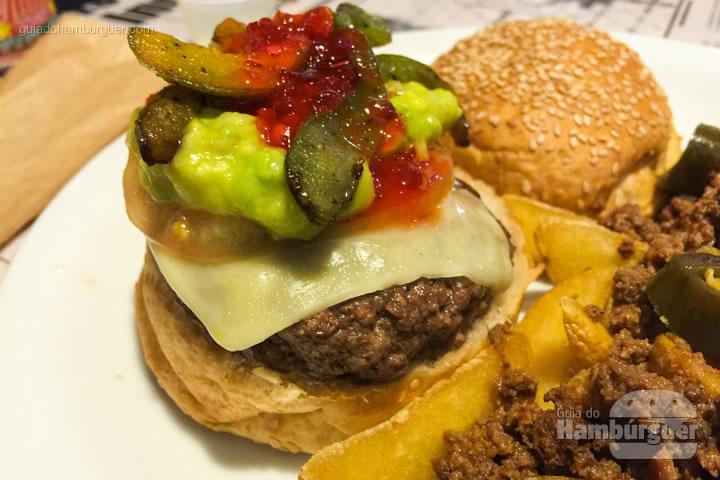 Frida e Diego - Cidadão do Mundo Burger & Arts