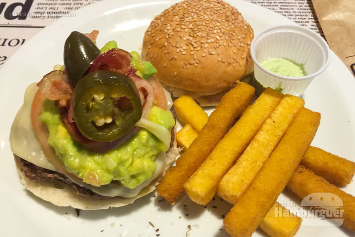 Frida Khalo - Cidadão do Mundo Burger & Arts