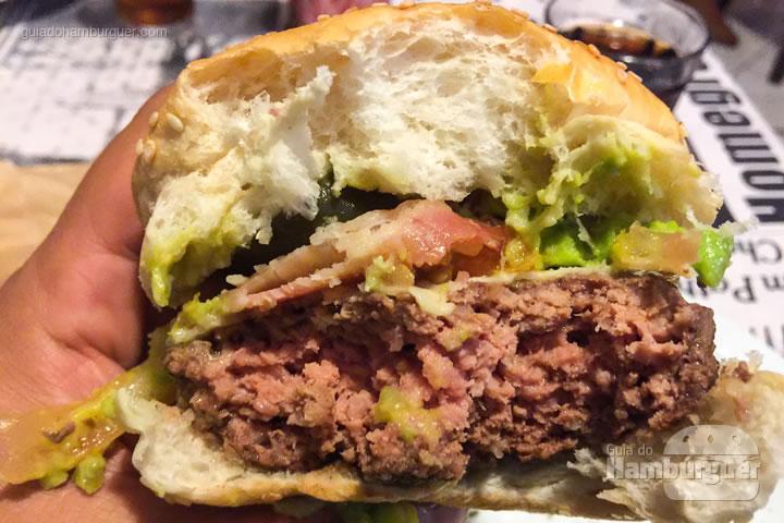 Ponto do hambúrguer - Cidadão do Mundo Burger & Arts