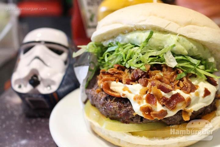 Fraldinha Jeti's - Jeti's Burger por Lelê Gianetti