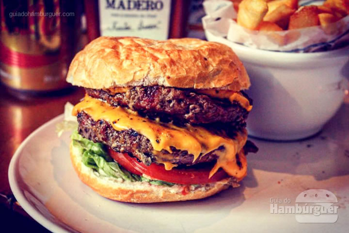 Cheese Burger Super