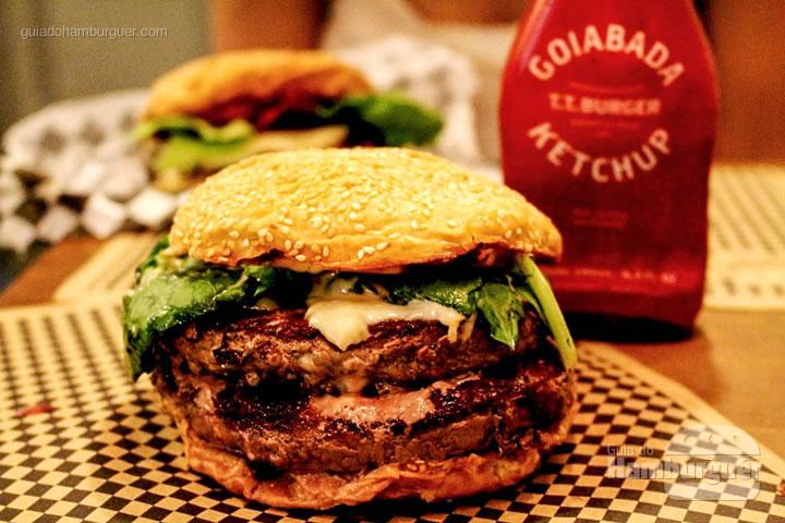 T.T. Zão - T.T. Burger por Lelê Gianetti