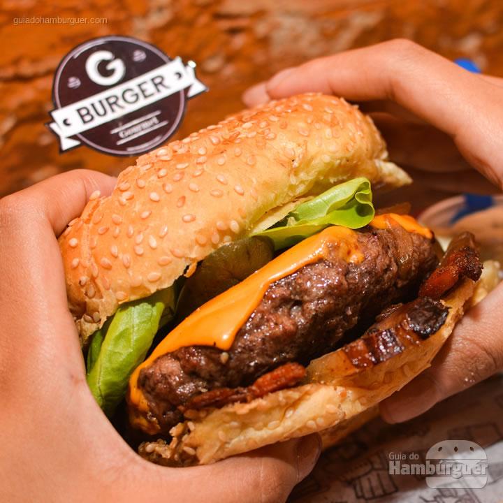 9º G-Burger | Jardins - As 10 melhores hamburguerias de São Paulo eleitas pelo público