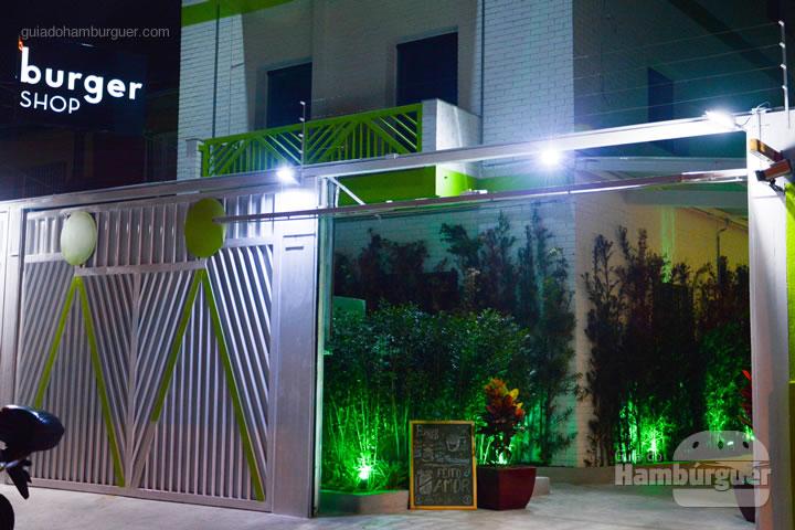 Fachada - Burger Shop