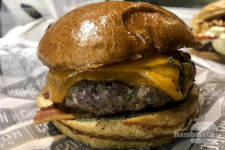 Cheesebacon - Come On Burger
