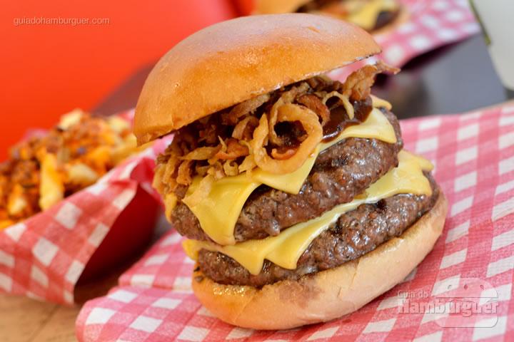 Arizona duplo - Burger ID
