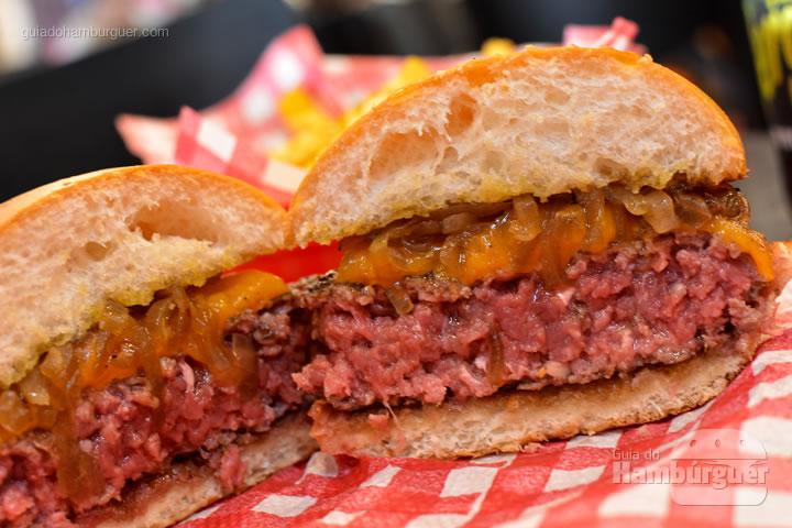 Ponto do burger dry aged - Burger ID