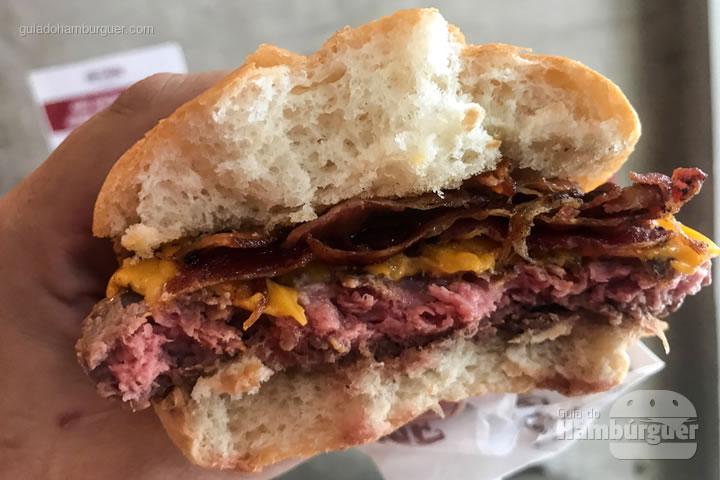 Ponto da carne - Pão com Carne
