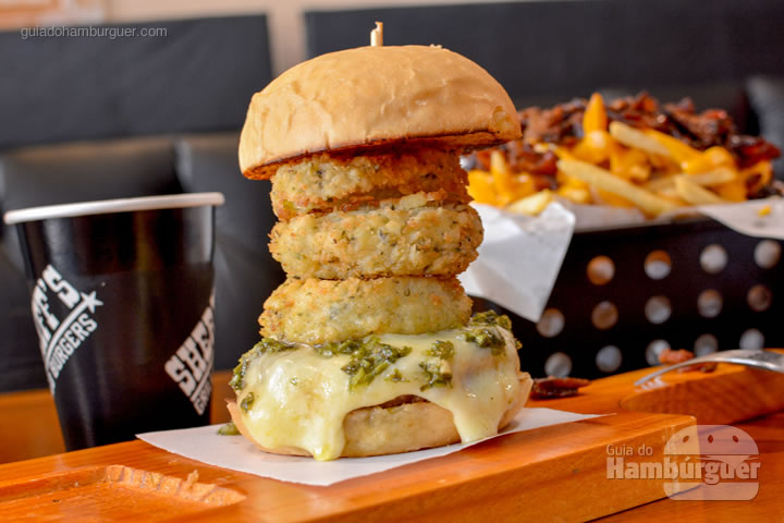 Jasse Onion James - Sheriffs Burger